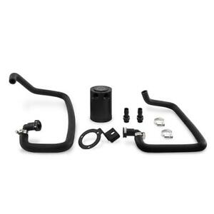Mishimoto for Ford Mustang EcoBoost Baffled Oil Catch Can Kit, 2015+