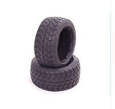 Front gravel tyres for Baja 5B HPI ROVAN KM Vorne Kies Reifen 1//5