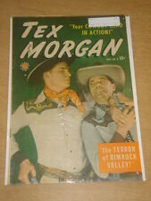 TEX MORGAN #8 FN- (5.5) MARVEL COMICS NOVEMBER 1949
