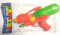 Children Kids Toy Super Water Gun Pistol Green Soaker Outdoor Blaster Fun Summer