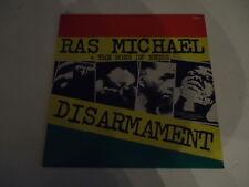 Ras Michael & The Sons Of Negus – Disarmament - Trojan Records-  LP Vinyl