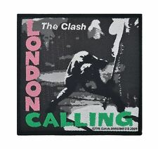 The Clash London Calling Woven Patch Official Merchandise
