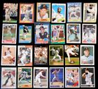 Lot of 25 SAN FRANCISCO GIANTS Baseball Trading Cards - assorted players & years