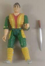 Chuck Norris Karate Kommandos Karate Figure Ruby Spears 1986 loose KENNER