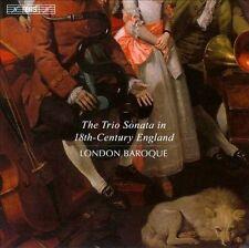 Die Triosonate in England im 18.Jahrhundert, New Music