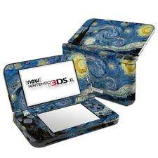 Nintendo New 3DS XL Skin - Starry Night by Vincent van Gogh - Decal Sticker