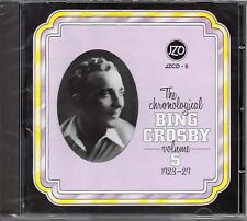 The Chronological Bing Crosby Volume 5 1928-29 CD