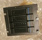 """New Chenbro Hotswap 4 x 3.5"""" HDD Bay Cage (384-10501-2101A0) for SR10569 / SR209"""