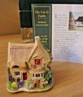 LILLIPUT LANE - L2494 THE CAT & FIDDLE - HALLATON, LEICESTERSHIRE + BOX & DEEDS