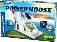Thames and Kosmos Power House Science Kit Experiment Educational Toy