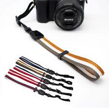 Camera Wrist Strap Nylon Camera Hand Strap Adjustable Lanyard for DSLR Camera