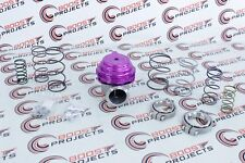 TiAl Mv-R 44mm Purple V-Band External Authentic Wastegate Mvr w/ All Springs