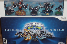 Skylanders Swap Force Dark Edition Starter Pack WII IN STOCK!!