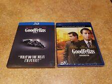 "New listing Goodfellas (Blu-ray, Anniversary) Robert De Niro ""What Do You Mean I'M Funny?"""
