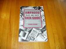 Amphoto Black and White Data Guide    Free Shipping