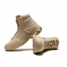 Men Work Boot SWAT Shoes Waterproof Army Tactical Boots Military Combat Climbing