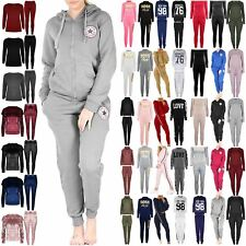 Ladies Tracksuit Womens Newyork All Stars Pocket Hoodies Sweatshirt Loungewear