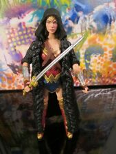 Dc Comics Multiverse Wonder Woman Caped Figure Loose