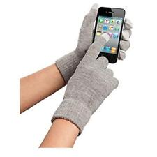 Winter Touch Screen Gloves for iPhone 7 6 Plus 6 6s SE 5s HTC M8 Samsung S7 GREY