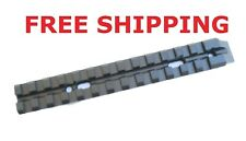 DIProducts for Ruger 10/22 1022 25MOA Picatinny Scope Rail Aircraft Aluminum