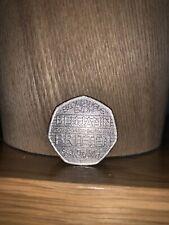 Benjamin Britten 50P Coin