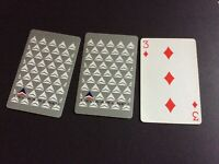 Vintage Delta Air Lines Playing Cards
