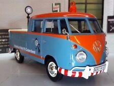Artículos de automodelismo y aeromodelismo color principal azul de plástico VW
