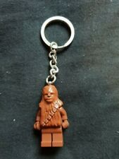 CHEWBACCA Official Lego Key Ring Chain Star Wars Episode III 2005