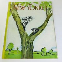 The New Yorker: April 29 1967 Full Magazine/Theme Cover Abe Birnbaum