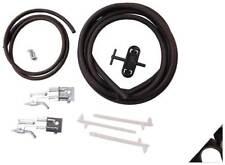 MoPar Windshield Washer hose kits 71-72 B-body W/ELECTRIC PUMP & STEEL HOOD GTX