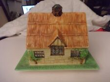 VINTAGE BESWICK Cottage beurre ou fromage couvercle et UNDERPLATE 251 années 193...