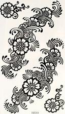 New Einmal-Tattoo Temporary Body Art Wasserdicht HM569 Neu