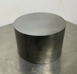 4-1/4 In Diameter, Hot Rolled Bar 1018 Steel, Round x 3 in Long