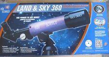 Land & Sky 360 Tabletop Telescope Mint in Box