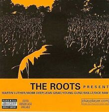 The Roots, Mobb Deep, Young Gunz The Roots Present (CD) Explicit Lyrics, Live Ne