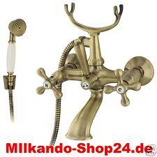 Design Nostalgie Retro Maniglia a croce Vasca da bagno Rubinetteria lux04