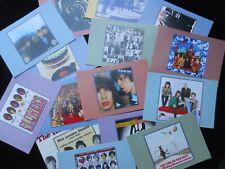ROLLING STONES COFFRET FNAC EDITE EN 1995 15 CARTES POSTALES NEUF SOUS BLISTER