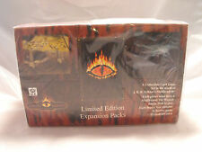 MIDDLE EARTH CCG, THE DRAGONS COMPLETE SEALED BOOSTER BOX OF 36 PACKS