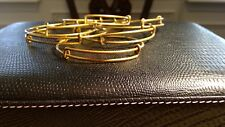 Alex and Ani  filler Bracelet Russian gold  new w/tag