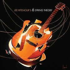 6 String Theory by Lee Ritenour (Jazz) (CD, Jun-2010, Concord) promo