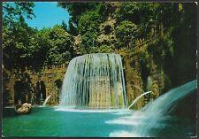 AD3410 Roma - Provincia - Tivoli - Villa d'Este - Fontana dell'Ovato