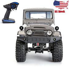 1/10 Scale Electric 4wd Off Road Rock Crawler Rock Cruiser Climbing Rc Car_US