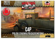 First to Fight 042 Polish half-track tractor 1/72