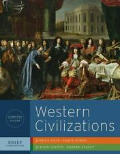 WESTERN CIVILIZATIONS Their History and Their Culture Vol 2 Cole Symes Coffin St