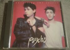 Spyche-cd Unveiling The Secret (new Roses 108 Cd) 1986 Vg