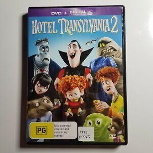 Hotel Transylvania 2 | DVD Movie | Adam Sandler, Selena Gomez, Andy Samberg
