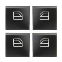 4pcs Driver Window Switch Repair Button Cap For Mercedes ML GL R Class W164  HL