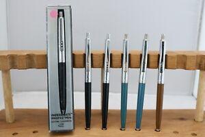 Vintage (c1970/80) Paper Mate No. 400 Ballpoint Pens, 6 Finishes, UK Seller