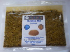 Discus Mussel Mix 5x150g Packs Better Than Beefheart - FREE POSTAGE