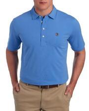 Duck Head Mens Marine Blue Richmond Pima Cotton Polo Shirt NWT $95 Size S